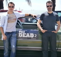 fordbros - The Ford Brothers Talk The Dead 2's Challenges, Casting Process, and More