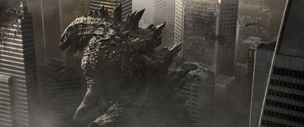 IMAX Counting Down to Godzilla; Incredible New Images ...