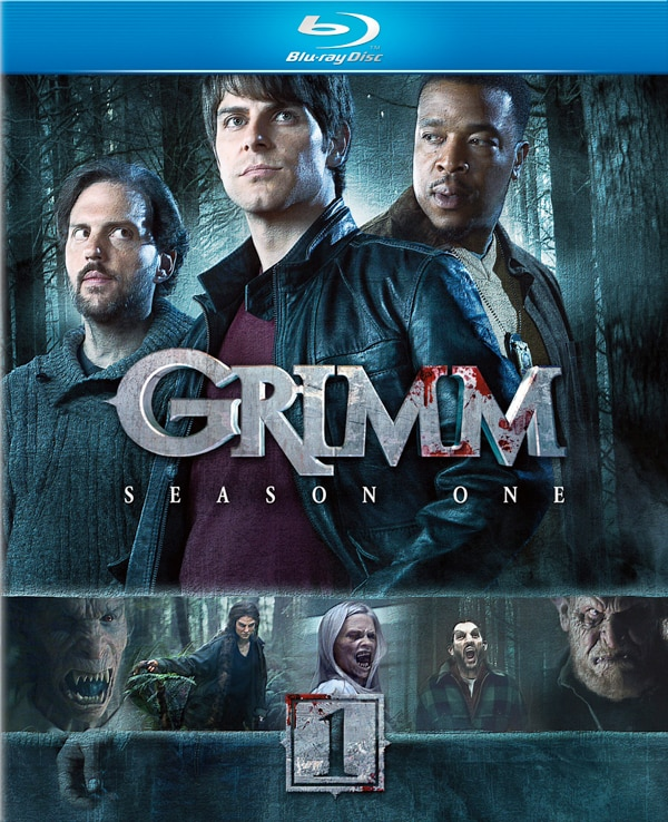 grimmblu - Even More Preview Clips from Grimm Season One on Blu-ray and DVD