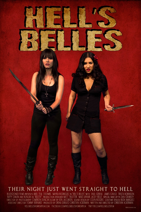 Exclusive: Dread Central Premieres Christian Ackerman's Hell's Belles