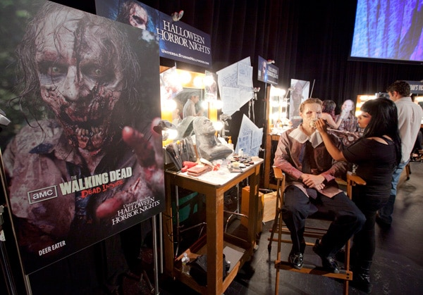 hhn4 - Halloween Horror Nights Hollywood Preview!