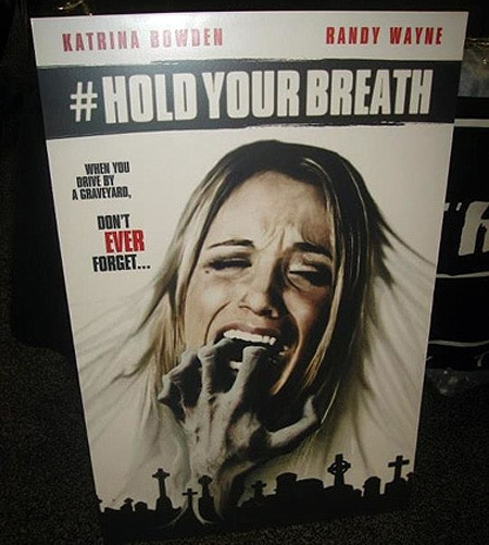 holdb - #HoldYourBreath Artwork Appears; Plus More Asylum Madness to Come
