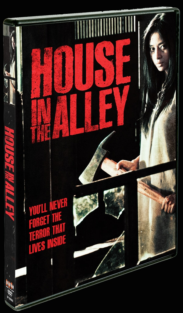 house in the alley - Horror's 7 Most Haunting Houses