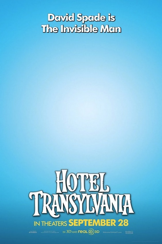 htc7 - New Hotel Transylvania Posters Finally Get Funny