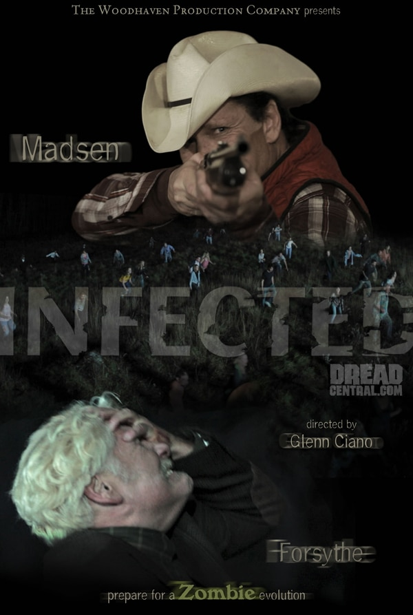 infected - Infected DVD Art
