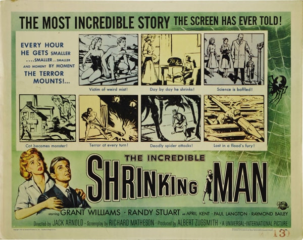 ism - MGM's Interest in an Incredible Shrinking Man Remake Grows