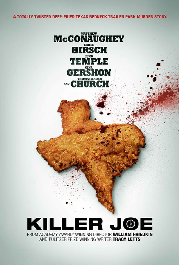 killerjoe - Exclusive Interview Part One: Legendary Filmmaker William Friedkin Discusses His Killer Instincts and More for Killer Joe