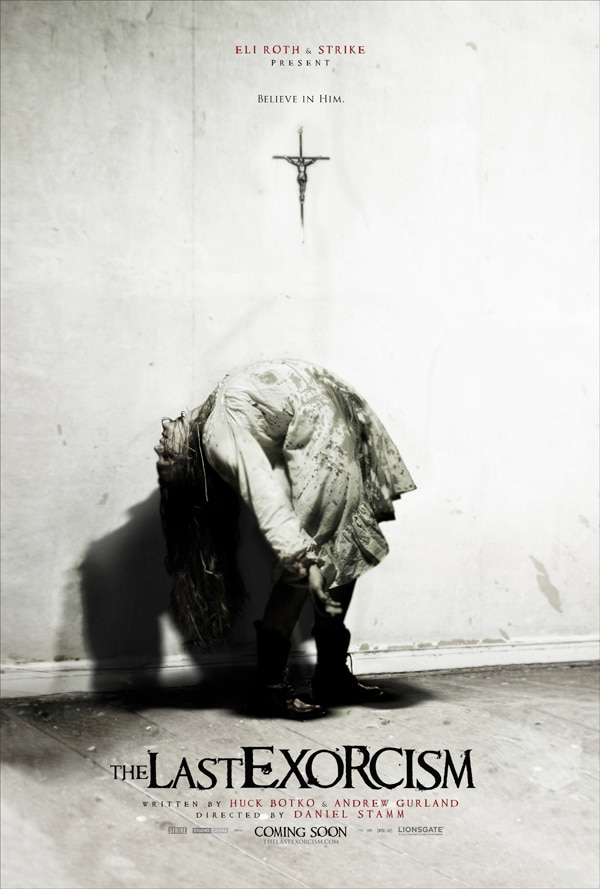 leposter - Two New Images: The Last Exorcism