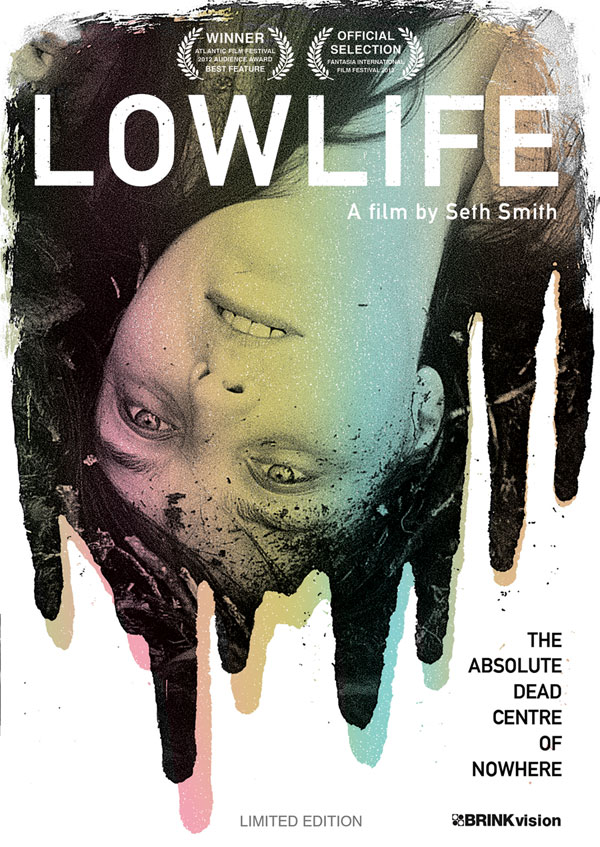 lowlife - Twisted Lo-Fi Horror Film Lowlife Heading to VOD and Limited Edition DVD in August