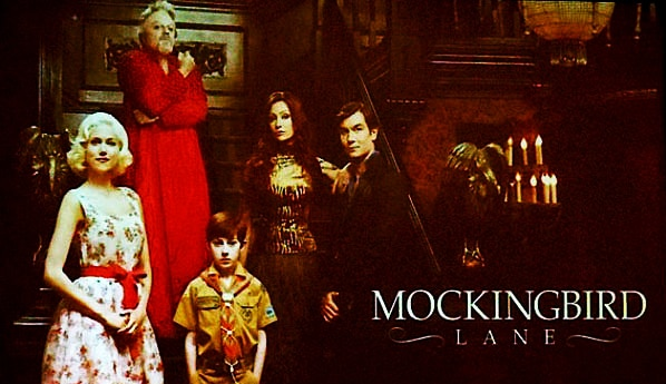 mblanee - Mockingbird Lane Opens Tumblr Page; Check Out a New Still