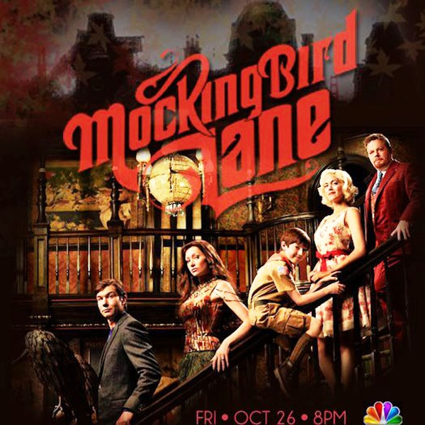 mblb - Official Artwork and Synopsis: Mockingbird Lane