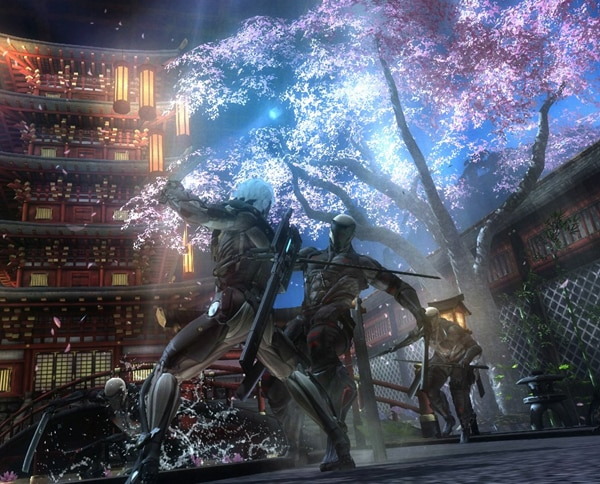 mgr2 - New Screens, Videos and DLC Revealed For Metal Gear Rising: Revengeance