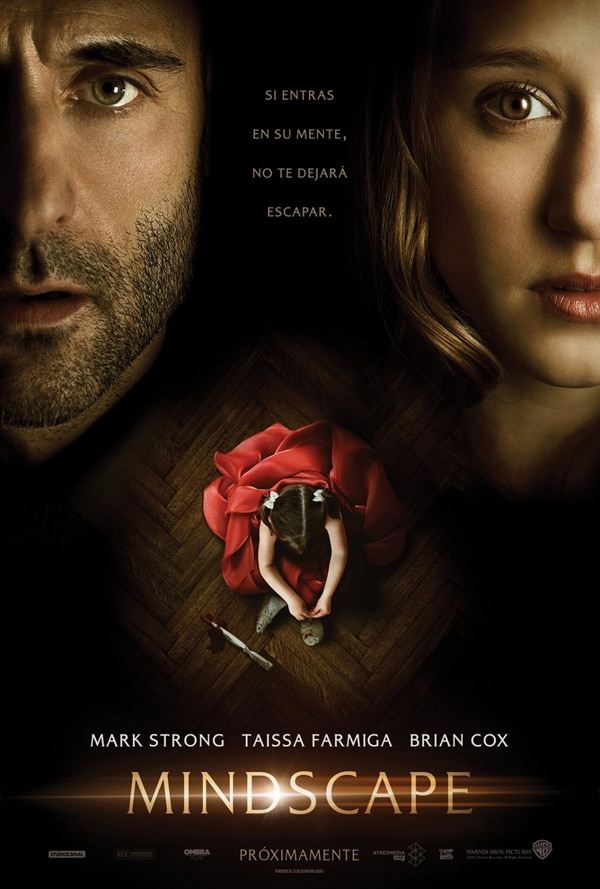 mindscape poster - Explore Jaume Collet-Serra's Mindscape with this New English Language Trailer