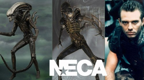 necaaliens - NECA Reveals Everything It Can About Its 2012 Alien and Aliens Line