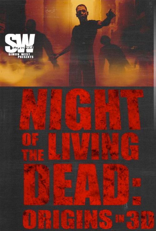 night of the living dead orgins - Night of the Living Dead: Origins Shambles to Cannes