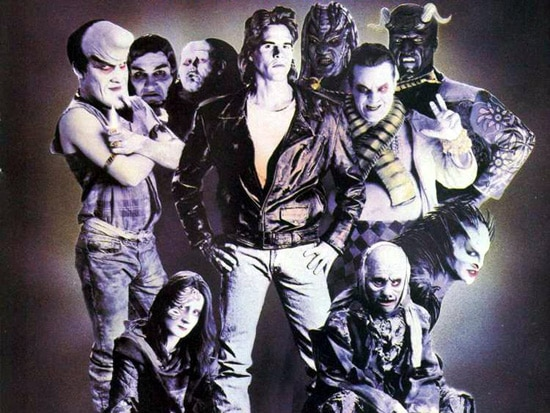 nightbreed - See Nightbreed Uncut for the First Time EVER