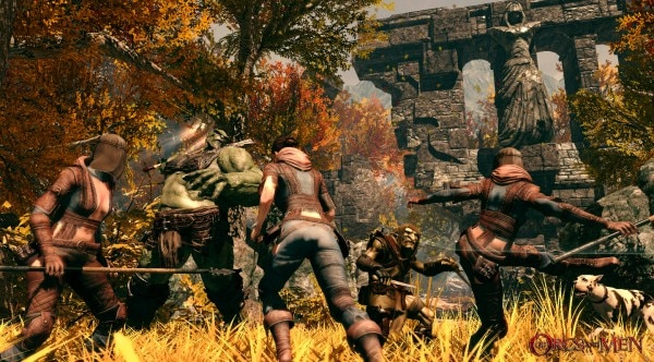 orc2 - Of Orcs and Men Receives New Trailer and Website