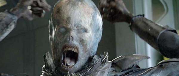 pds1 - New Prometheus Deleted Scene Still Sheds its Skin