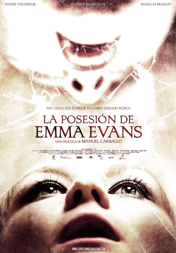 pemma - Spooky New Stills and One-Sheet  - The Possession of Emma Evans