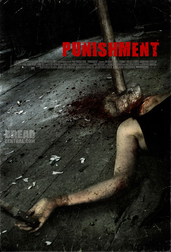 pun1 - Punishment Home to Our Favorite Bit of Sales Art of the Year!