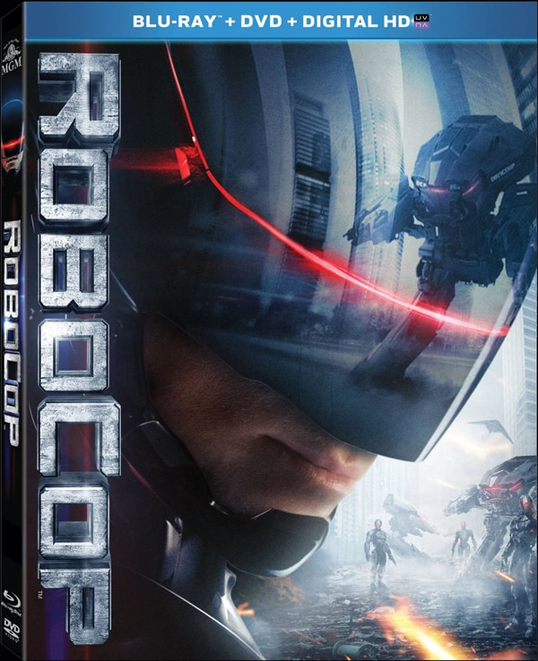 robocop blu ray - Detroit to Celebrate RoboCop Day and You Can Join in the Festivities