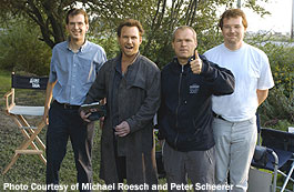 roeschpic1 - Roesch, Michael & Scheerer, Peter (Alone In The Dark)