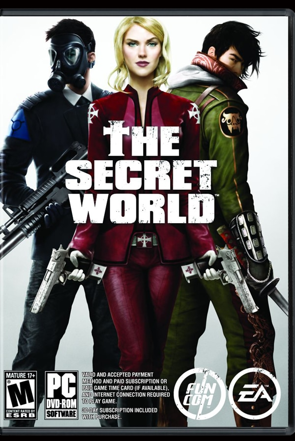 secw1 - Exclusive: Senior Producer and Creative Director Ragnar Tornquist Discusses The Secret World