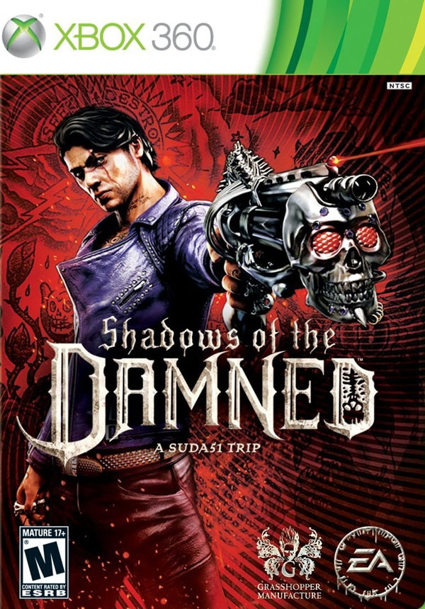shadamb - Shadows of the Damned Live Chat on EA.com Tomorrow (June 21st)