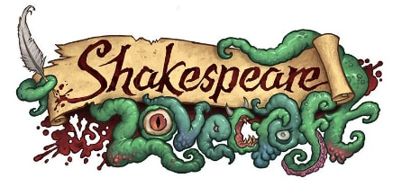 shakevslove - A Sneak Peek of the Graphic Novel Adaptation of Shakespeare vs. Lovecraft