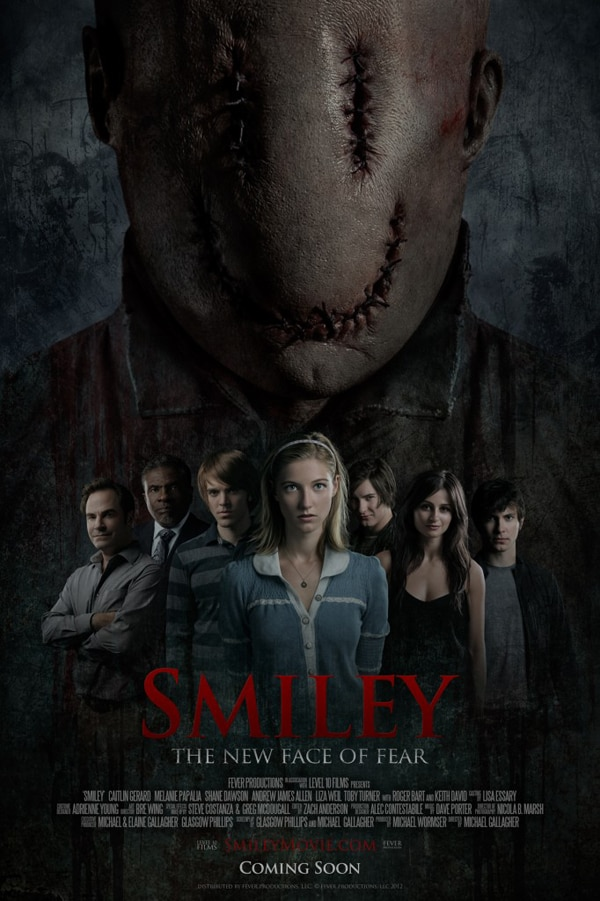 smiley - Smiley Heads to AMC Theatres; New Clip and Still Released