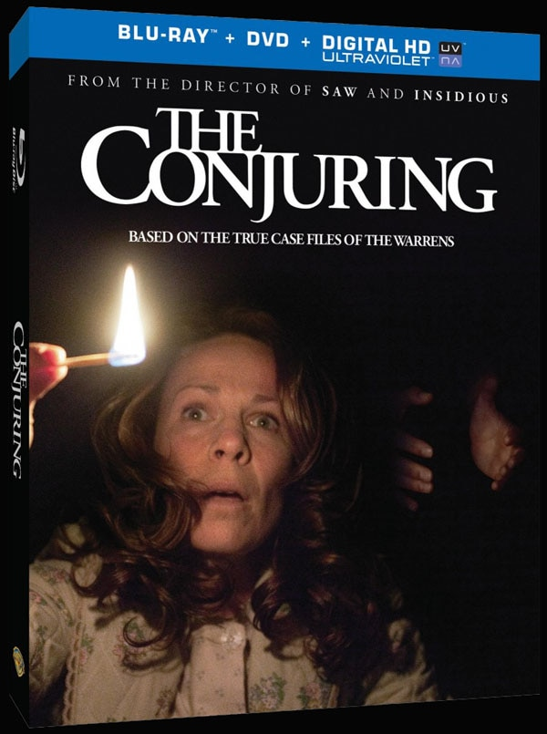 the conjuring blu ray - Warner Brothers Diving into the Warrens' Case Files with Three Conjuring Spin-Offs