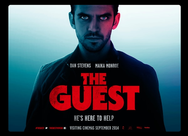 the guest uk - UK Poster Welcomes The Guest