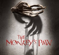 the monkeys paw s - CONTEST CLOSED! Win The Monkey's Paw Blu-ray from Scream Factory