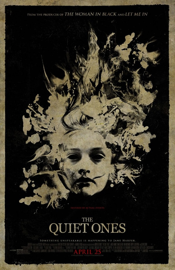 the quiet ones poster - Two New UK TV Spots Make Noise for The Quiet Ones