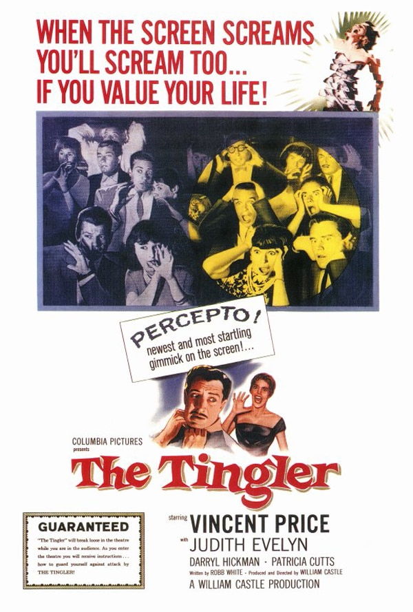 the tingler - Horror History: First - and Only - Look at Joe Lynch's The Tingler