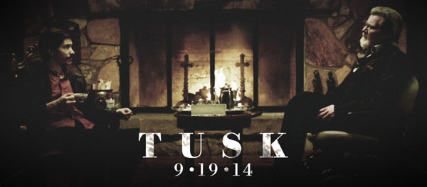 tusk still - #SDCC14: First Tusk Still Talks Things Out; Release News!