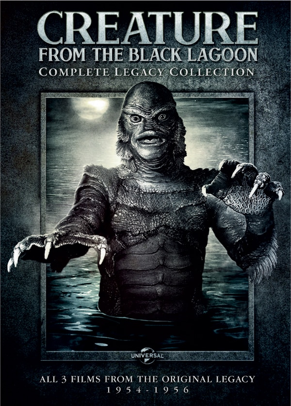 uni creature - Universal Releasing a Monster Sized DVD Box Set of 30 Films!