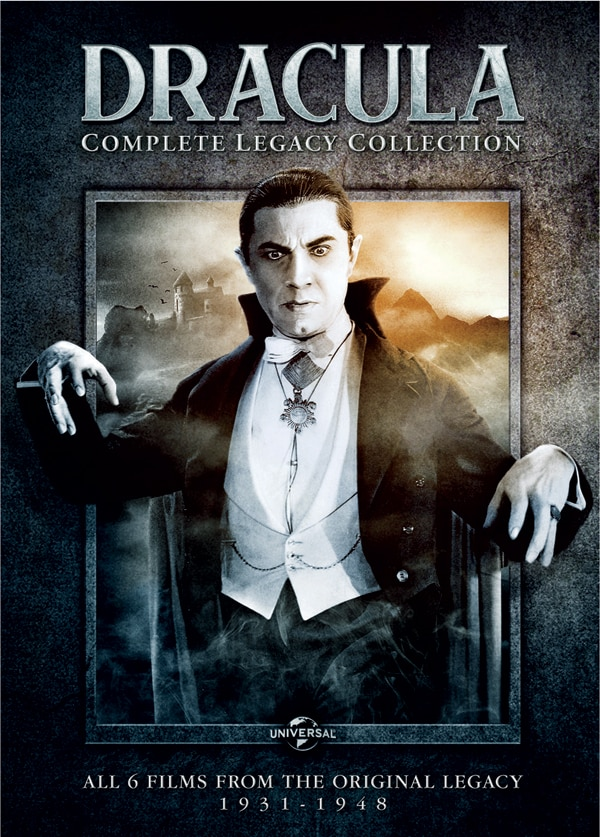uni drac - Universal Releasing a Monster Sized DVD Box Set of 30 Films!