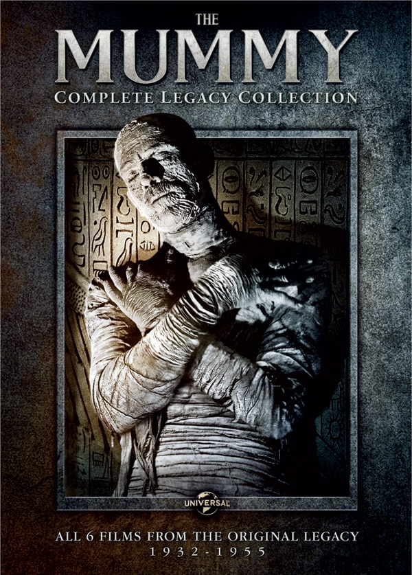 uni mummy - Universal Releasing a Monster Sized DVD Box Set of 30 Films!