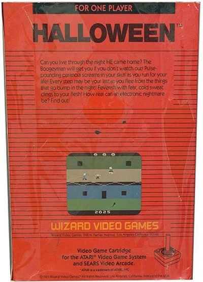 videogame 3 - Freddy in Space Gives the Atari Versions of Michael Myers and Leatherface the Action Figure Treatment!