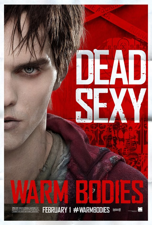 wb5 - More Warm Bodies One-Sheets to Tickle Your Funny Bones and Then Some!