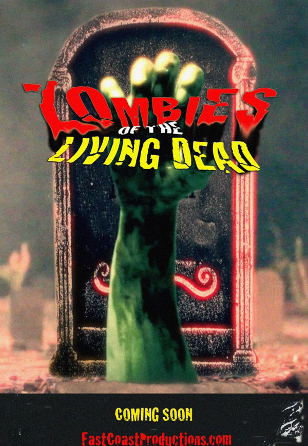 zombiesofthelivingdead - Second Zombies of the Living Dead Trailer Gnaws its Way Online