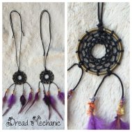 Dreamcatcher Necklace (with adjustable cord)