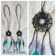 Dreamcatcher Necklaces (2)