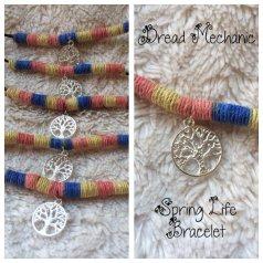 Spring Life Bracelet