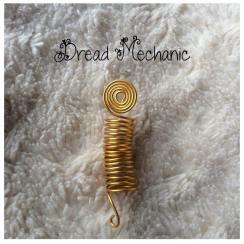 bright gold dread coil