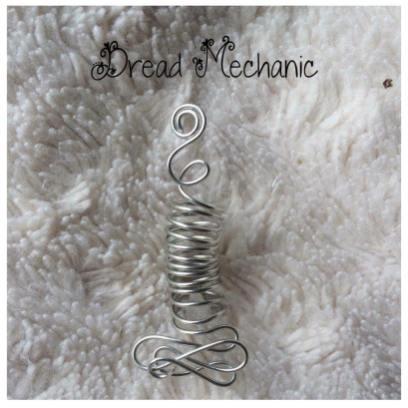 silver dread coil