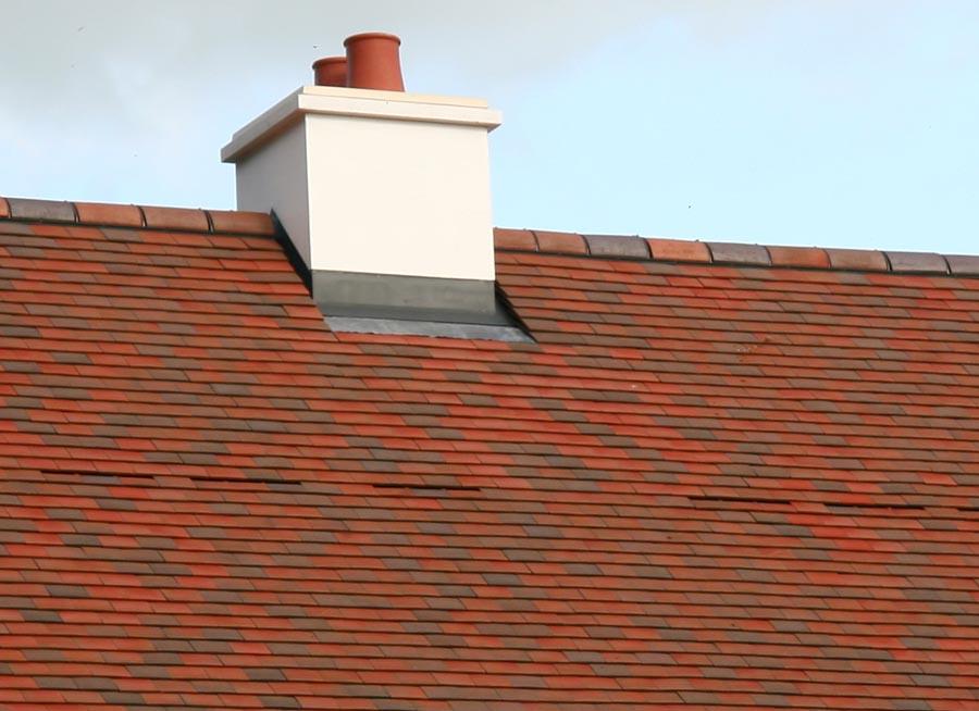 dreadnought roof tiles ventilation