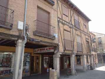 Calle Mayor de Alcalá de Henares