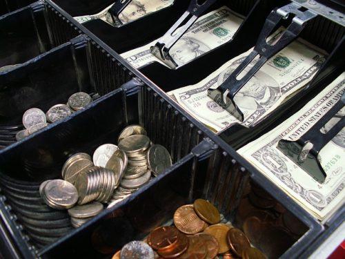 割り勘 カード払い 現金